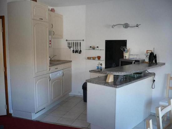 Photos appartement for La cuisine americaine